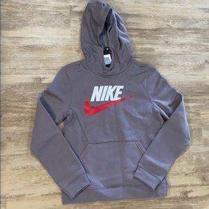 NWT boys Nike hoodie